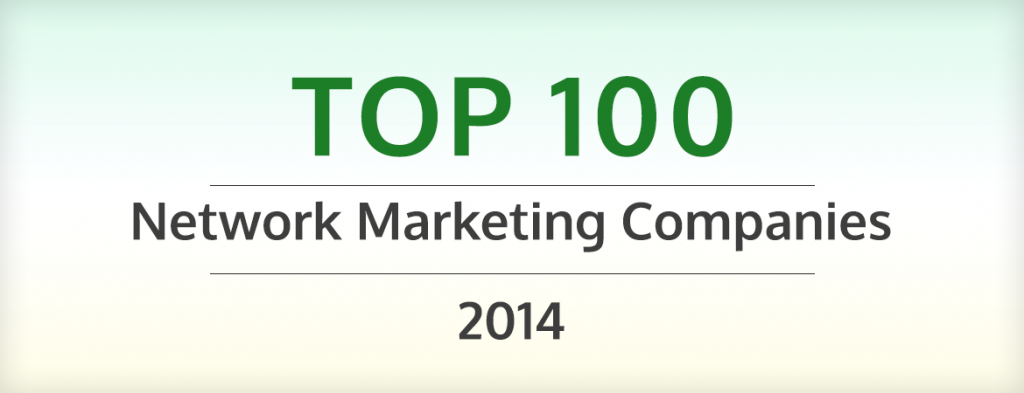 Top-100-Network-Marketing-Companies-2014